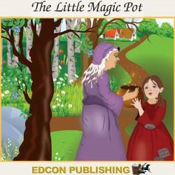The Little Magic Pot Audiobook