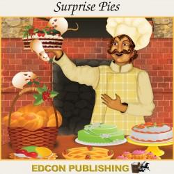 Surprise Pies Audiobook
