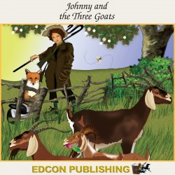 Johnny and the Three Goats Audiobook