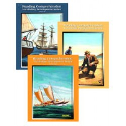Reading Comprehension Workbooks - All 3 Books Grade 10 Reading Levels 10.1-10.9