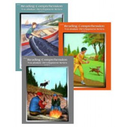Reading Comprehension Workbooks - All 3 Books Grade 2 Reading Levels 2.1-2.9