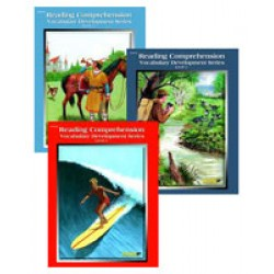 Reading Comprehension Workbooks - All 3 Books Grade 3 Reading Levels 3.1-3.9