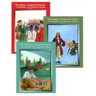All 3 Level 4 Reading Comprehension eBooks with Student Activities