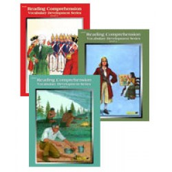 Reading Comprehension Workbooks - All 3 Books Grade 4 Reading Levels 4.1-4.9