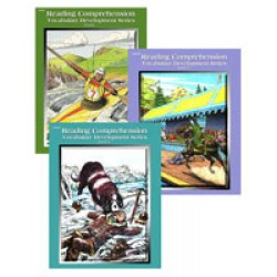 Reading Comprehension Workbooks - All 3 Books Grade 6 Reading Levels 6.1-6.9