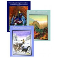 All 3 Level 8 Reading Comprehension eBooks with Student Activities