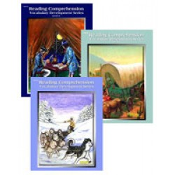 Reading Comprehension Workbooks - All 3 Books Grade 8 Reading Levels 8.1-8.9