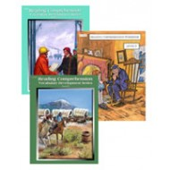 All 3 Level 9 Reading Comprehension eBooks with Student Activities