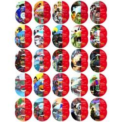 All 50 Classic Audiobook CDs Levels 1-5