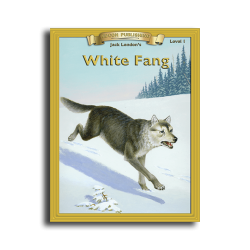 White Fang Printed Book