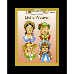 Little Women Printed Book