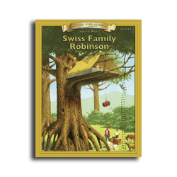 Swiss Family Robinson Printed Book