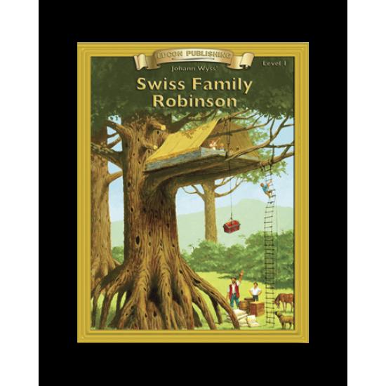 Swiss Family Robinson Printed Book
