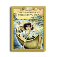 The Adventures of Huckleberry Finn Printed Book