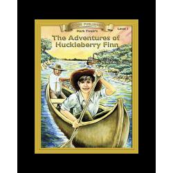 The Adventures of Huckleberry Finn Printed Book