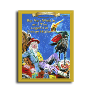 Rip Van Winkle Printed Book