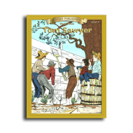 Tom Sawyer Printed Book