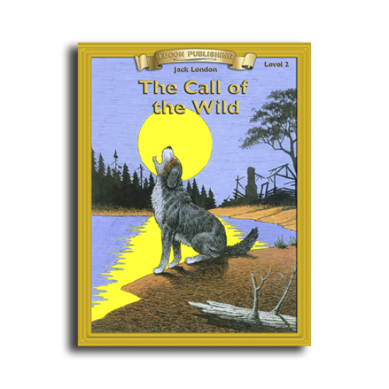 The Call Of The Wild Printed Book