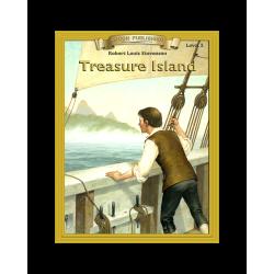 Treasure Island Printed Book