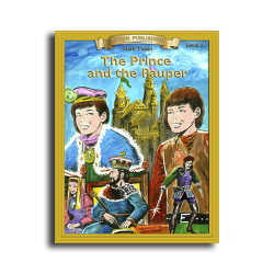 The Prince and the Pauper Printed Book