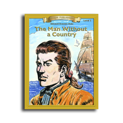Man Without a Country by Edward Everett Hale Level 2 Printed Book