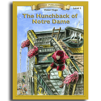 The Hunchback Of Notre Dame By Victor Hugo Reading Level 2 Printed Book