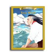 Sea Wolf by Jack London Reading Level 3 Printed Book