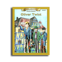 Oliver Twist Printed Book