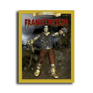 Frankenstein Printed Book