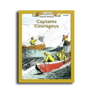Captains Courageous Printed Book