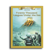 Twenty Thousand Leagues Under the Sea Printed Book