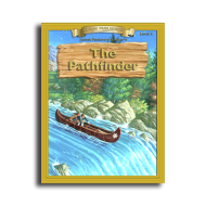 The Pathfinder by James Fenimore Cooper Reading Level 4 Printed Book