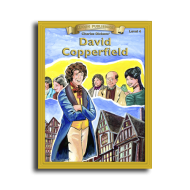 David Copperfield by Charles Dickens Reading Level 4 Printed Book