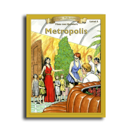 Metropolis by Thea von Harbou Reading Level 5 Printed Book