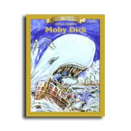Moby Dick Printed Book