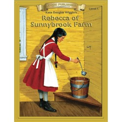 Rebecca of Sunnybrook Farm 10 Chapter Classic Read-along PDF eBook with Activities and Narration