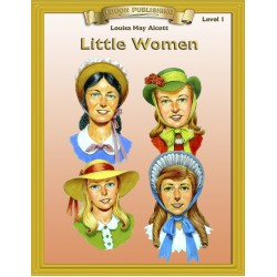 Little Woman 10 Chapter Classic Read-along PDF eBook with Activities and Narration