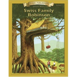 Swiss Family Robinson 10 Chapter Classic Read-along PDF eBook with Activities and Narration