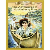 The Adventures of Huckleberry Finn eBook DOWNLOAD with STUDENT ACTIVITY LESSONS