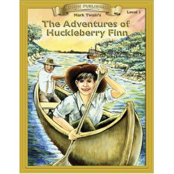Adventures of Huckleberry Finn Book and Audio CD