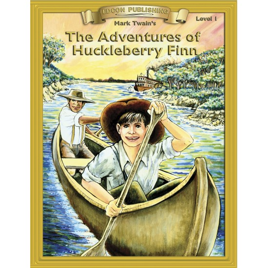 The Adventures of Huckleberry Finn Audio Narrated ePub