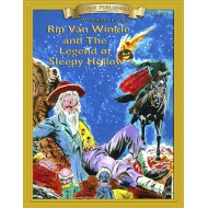 Rip Van Winkle and the Legend of Sleepy Hollow eBook DOWNLOAD with STUDENT ACTIVITY LESSONS