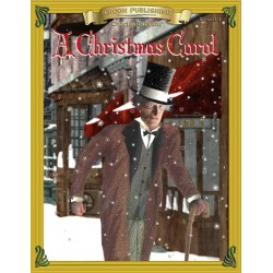 A Christmas Carol 10 Chapter Classic Read-along PDF eBook with Activities and Narration