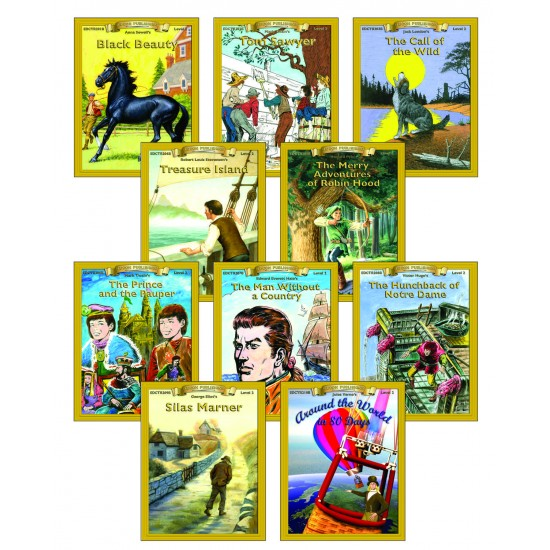 All 10 Level 2.0-3.0 Classic PDF eBooks DOWNLOAD with STUDENT ACTIVITY LESSONS