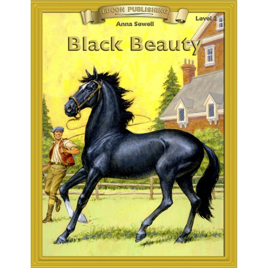Black Beauty PDF eBook with STUDENT ACTIVITY LESSONS