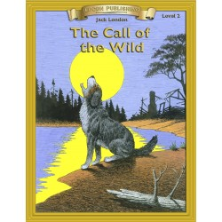 The Call of the Wild Digital 10 Chapter Classic Read-along PDF eBook with Activities and Narration