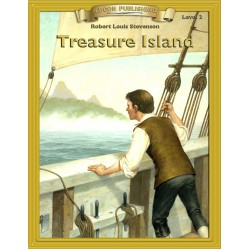Treasure Island 10 Chapter Classic Read-along PDF eBook with Activities and Narration