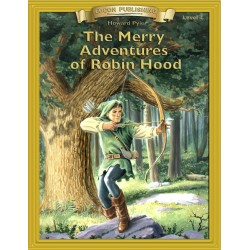 The Merry Adventures of Robin Hood 10 Chapter Classic Read-along PDF eBook with Activities and Narration