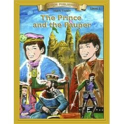 The Prince and the Pauper 10 Chapter Classic Read-along PDF eBook with Activities and Narration