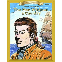 The Man Without a Country 10 Chapter Classic Read-along PDF eBook with Activities and Narration
